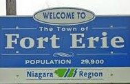 Fort Erie Limo to Toronto Airport